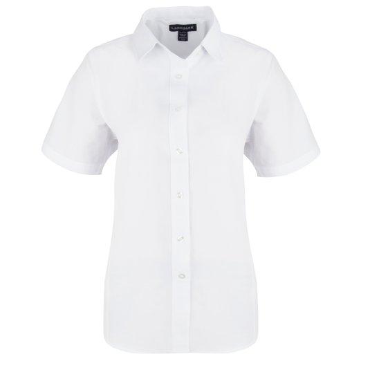 Elevate Lambert Women's Oxford Short Sleeve Dress Shirt