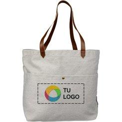 Bolsa de tela de lona de algodón Harper de Field & Co.®