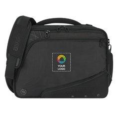 Laptoptasche Vapor von Elleven™, 17Zoll, für Sicherheitskontrollen optimiert
