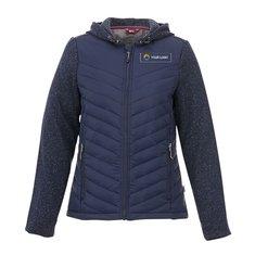 Slazenger™ Hutch Women's Hybrid Insulated Jacket