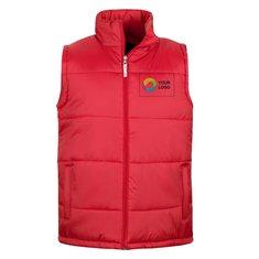 B&C™ Full Zip Waterproof Men's Bodywarmer