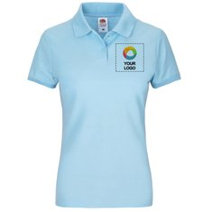 Fruit of the Loom® 65/35 Ladies Polo