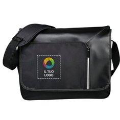 "Cartella per portatile da 15.6"" con tasca antifrode RFID Vault Avenue™"