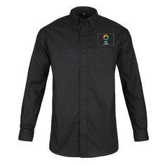 Langärmeliges, pflegeleichtes Oxfordhemd für Herren von Russell™
