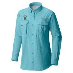 Columbia® Ladies' Bahama™ Long-Sleeve Shirt
