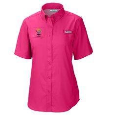 Columbia® Ladies' Tamiami™ II Short-Sleeve Shirt