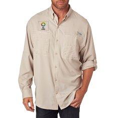 Camisa Tamiami™ II de manga larga para hombre de Columbia®