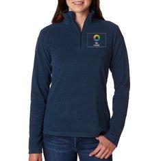 Chaqueta de forro polar Columbia® Crescent Valley con cremallera de 1/4 para mujer