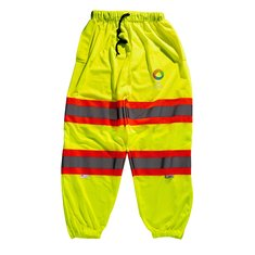 Pantalones con franja contrastante Xtreme Visibility™