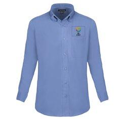 Camisa de vestir Elevate Preston de manga larga para caballero