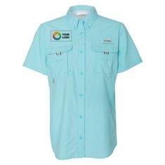 Columbia® Women's Bahama™ Short Sleeve Shirt