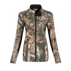 Port Authority® Ladies Camouflage Colorblock Soft Shell Jacket