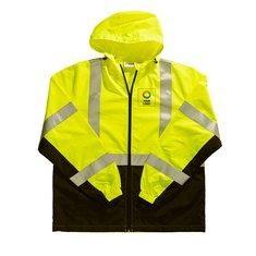 Xtreme Visibility™ Windbreaker Jacket