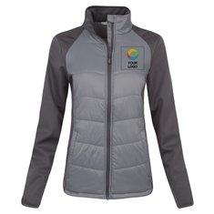 Port Authority® Ladies Hybrid Soft Shell Jacket