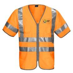 Gilet haute visibilité ENISO20471 classe3 de Projob