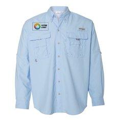 Columbia® Bahama™ II Long Sleeve Shirt