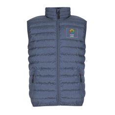 Women's Embroidered Puffer Vest