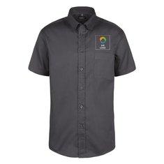 Herrenhemd Classic aus Twill von Russell™, Kurzarm