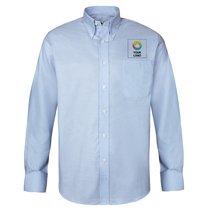 Fruit of the Loom® Men's Oxford Long Sleeve Shirt