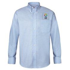 Fruit of the Loom® langærmet oxfordskjorte til herrer
