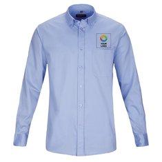 Herrenhemd Classic aus Twill von Russell™, Langarm