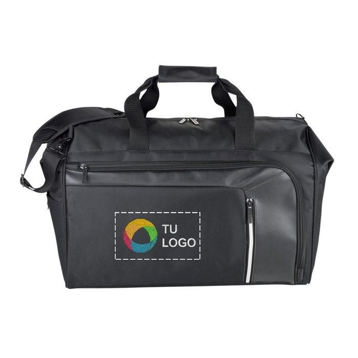 Bolsa de viaje de 48 cm con bolsillo inhibidor de tecnología RFID Vault de Avenue™