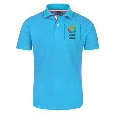 Sol's® Men's Short Sleeve Patriot Polo