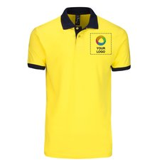 Sol's® Men's Short Sleeve Prince Polo