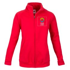 Fruit of the Loom® Kids Premium Sweatjacke