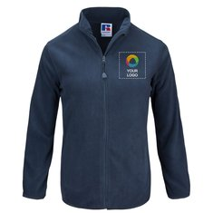 Russell™ Ladies Fitted Full Zip Microfleece