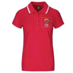 Sol's® Ladies Short Sleeve Practice Polo