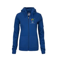 Russell™ Ladies Authentic Zipped Hoodie