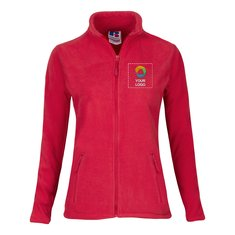 Russell™ Ladies Full Zip Outdoor Fleece