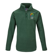 Russell™ Kids Quarter Zip Outdoor Fleece