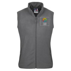 Gilet in pile da donna Russell™