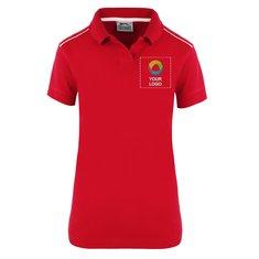 Slazenger™ Backhand Women's Short Sleeve Polo Shirt