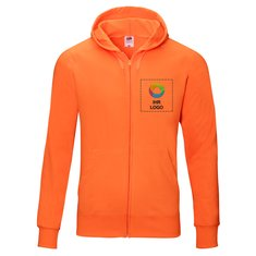Fruit of the Loom® Lightweight Kapuzen-Sweatjacke
