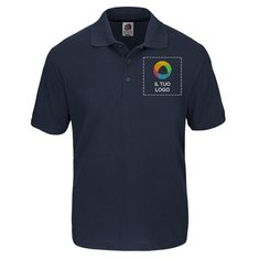 Polo da uomo in tessuto misto Fruit of the Loom®