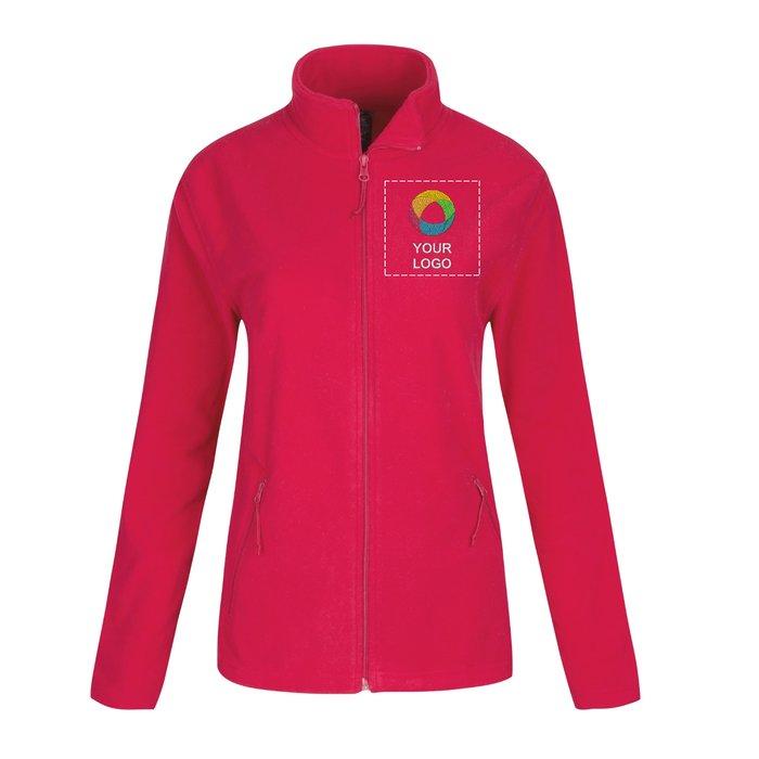 B&C™ ID.501 Women's Fleece Jacket