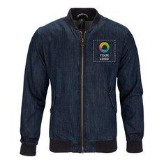 B&C™ Denim Supremacy Men's Bomber Jacket