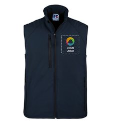 Gilet Softshell Russell™