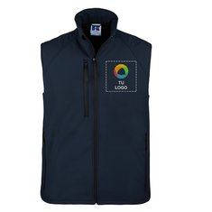 Chaleco softshell de Russell™