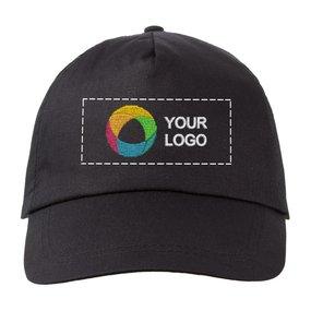 Gorra básica de algodón
