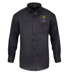 Camisa de manga larga que no requiere planchado Ultimate de Russell™ para hombre