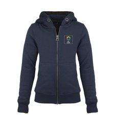 Elevate™ Arora sweater med hætte og lynlås til børn