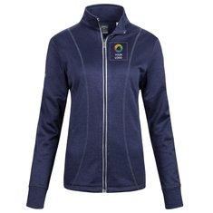 Callaway® Waffle Women's Fleece Jacket