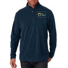 Chaqueta de forro polar Columbia® Crescent Valley con cremallera de 1/4 para hombre
