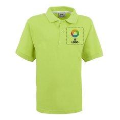 Slazenger™ Forehand Kinder Poloshirt met Korte Mouwen