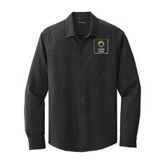 Chemise à manches longues Performance PortAuthority