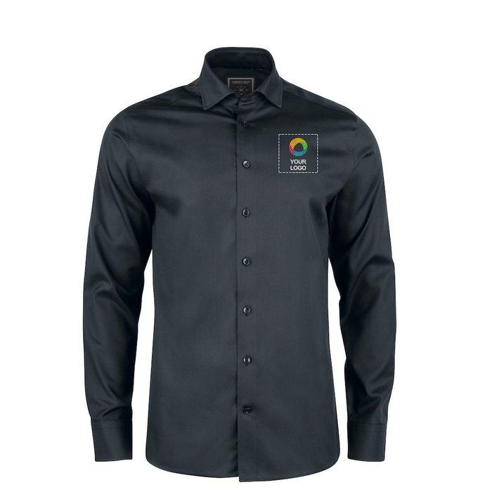 Camicia Black Bow 60 con vestibilità normale J. Harvest & Frost